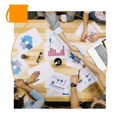 会議、商談、セミナーなど大事な場面で 話を<br>決めることができるようになる